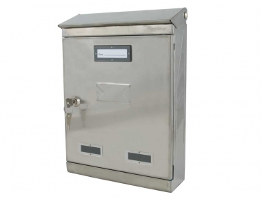 Mail Box Stainless Steel h.270mm IBFM