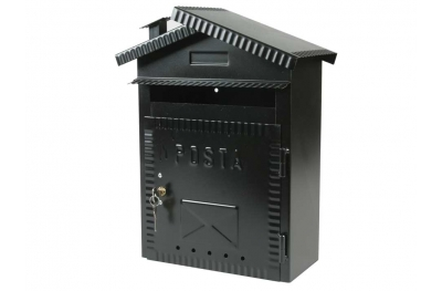 Wrought Iron Mail Box Medium Size IBFM