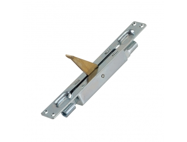 Double Action Flush-Mounted Bolt with Brass Lever Block System Combiarialdo