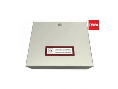 RWA RWZ 1-4b 230V 50Hz Control Unit For Smoke And Heat Ventilation Systems For Use With RWA Chain Actuators Topp