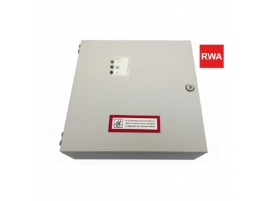 RWA RWZ 4-8d 230V 50Hz Control Unit For Smoke And Heat Ventilation Systems For Use With RWA Chain Actuators Topp