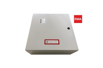 RWA RWZ 5-16e 230V 50Hz Control Unit For Smoke And Heat Ventilation Systems For Use With RWA Chain Actuators Topp