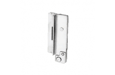 Hinge Berto Savio Fixtures for bottom hinged Heavy Iron Galvanized Steel