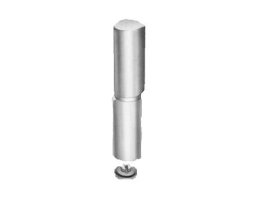 Adjustable hinge Borellona Savio Section Eccentric from Weld Steel