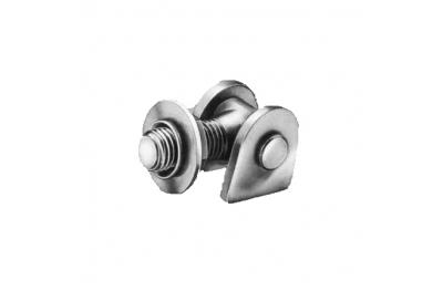 Adjustable hinge Capraia Procida for Gates Maximum Capacity 100Kg Savio
