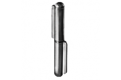 Ficcia hinge Savio corks Weld Steel Polished