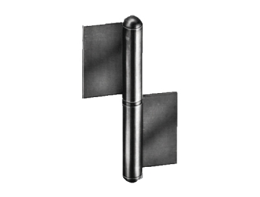Left hinge Ficcia Inox 2 Ali Savio from Weld Stainless Steel 304