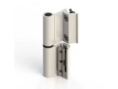 Flash hinge Giesse Base Third Door Series R40 R40TT R50TT for Aluminum