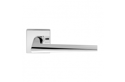 Cervinia Handle on Square Rose Brass Pfs Pasini i-Design