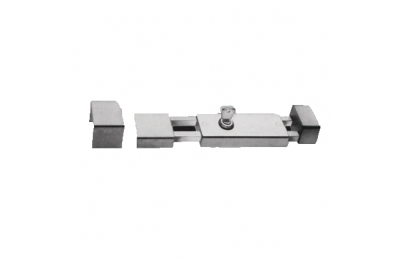 Latch Forte Savio by Weld 2 Mandate and Security Cylinder Steel