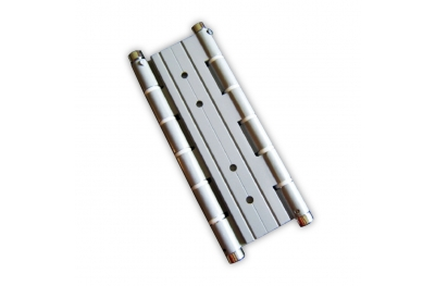 CMD120 Spring-Hinge With Double Action Capacity 15Kg in Aluminium Pettiti Giuseppe
