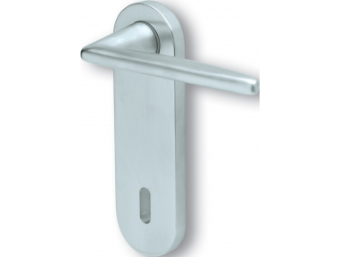 Ghidini Easy Lever Handle with Plate