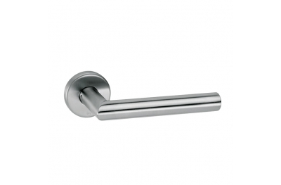 pba 2030T Pair of Lever Handles in Stainless Steel AISI 316L