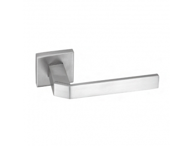 pba 0IT.152.0000 Pair of Lever Handles in Stainless Steel AISI 316L