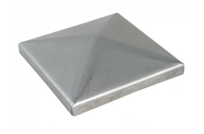 Square Cover for Pipes Different Sizes 1,5mm Thickness IBFM