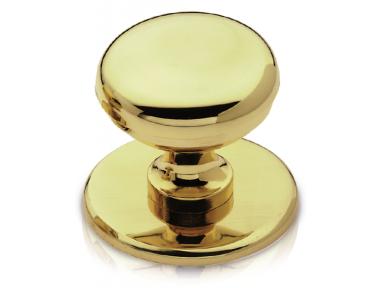 Delta Brass Knob for Door PFS Pasini
