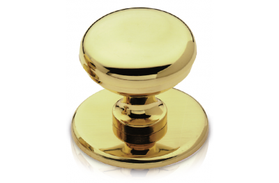 Delta Brass Knob for Door PFS Pasini