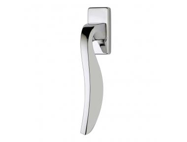 Diana Series Fashion forme Dry Keep Window Handle Frosio Bortolo Curve Design