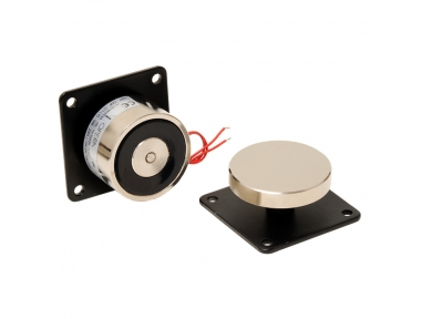 Door Holding Electromagnet with Fix Armature Plate for Fire Doors 01630I Opera