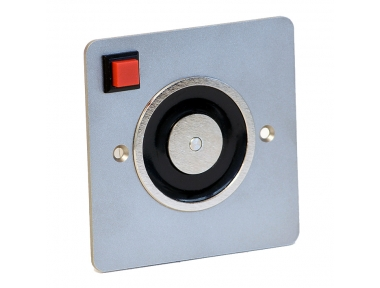 Hold Open Electromagnet Flush Wall Mount for Fire Doors 18003 Opera