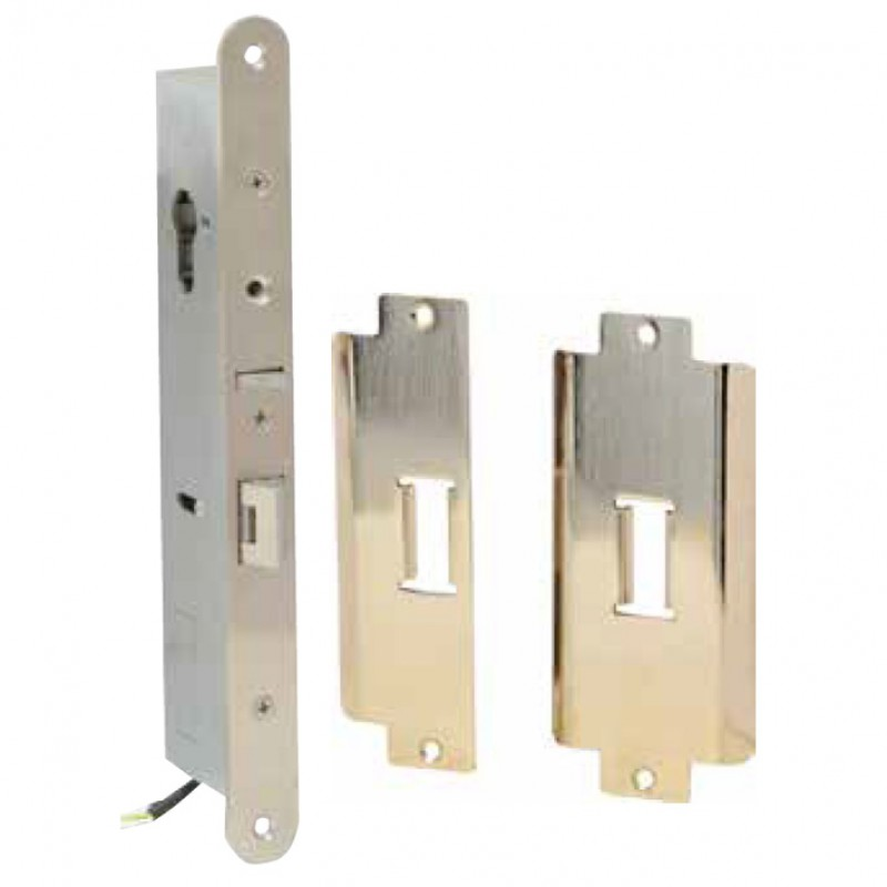 Electromechanical Lock For Double Action Doors 23000 Swing Series Opera