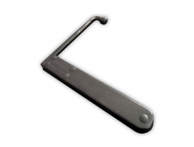 Universal Stop Blind Shutter with Extensible Arm and Stainless Steel Spring Pettiti Giuseppe