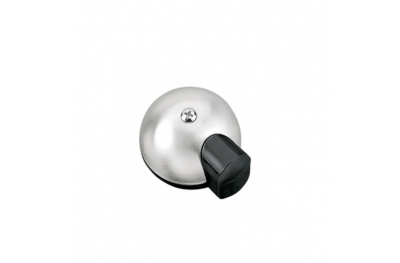 pba 2MM.040.0000 Floor Door-stop in stainless steel AISI 316L