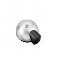 pba 2MM.040.0000 Floor Door-stop in stainless steel AISI 316L