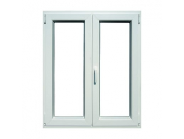 PVC window DK500 2 Stops Open Door-Ribalta Der König