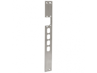 Long Striking Plate Electric Strikes Omnia Blindo 700 Series Opera 03371.1