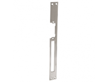 Long Striking Plate Stainless Steel with Hole for Electric Strikes 03131 Opera