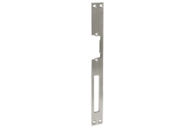 Long Striking Plate Stainless Steel for Electric Strikes Omnia Micro 03030 Opera