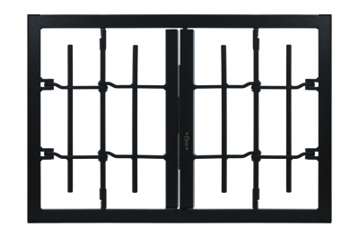 Grate Strong 2 Doors with joint Security Class 4 Chassis Standard Leon Openings