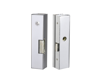 GSVC12 Complete Kit for Glass Door Relock 12V AC/DC Electric Strike CDVI