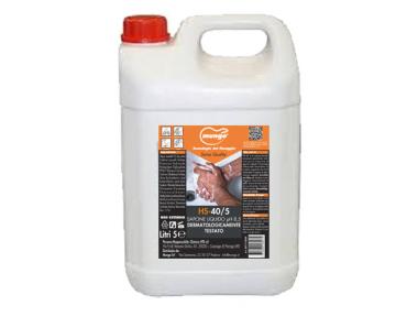 HS-40/5 Liquid Soap 5 Liters Mungo