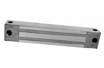 I180SR 180Kg Stainless Steel Surface Electromagnetic Lock 12/24V DC + Monitored CDVI