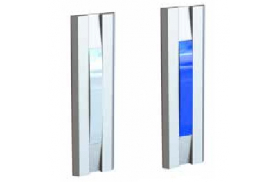 White Blue Indicator Lamp for Doors 55030BB Profilo Series Opera