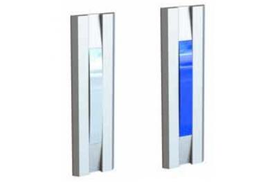 White Blue Indicator Lamp for Doors 55030BB Profilo Series Opera