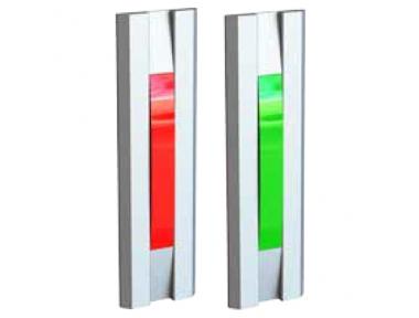 Red Green Indicator Lamp for Doors 55030 Profilo Series Opera