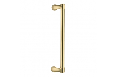 ITALY Pull Handle With Fixing Kit Ready for Mounting of Simple and Elegant Design Studio Mariani Becchetti