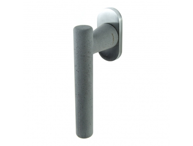 Juno Cement Window Handle DK Dry Keep of Award Architecture by Alessandro Dubini for Mandelli