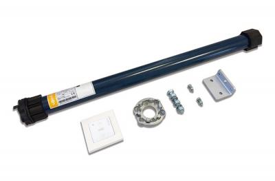 Somfy Motor Kit Shutter Small Window Tubular Wired Radio RTS MRR 1000 10 Nm