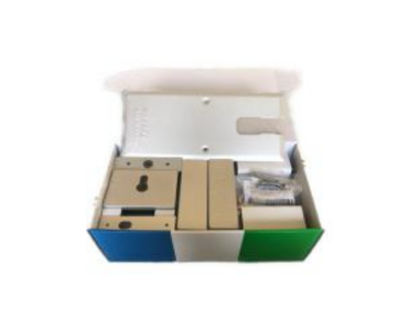 Kit for External Doors with Floor Door Closer SCO SbyC