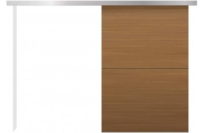 External Wall Sliding Door Kit Minimal Silent Essential Design