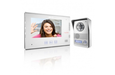 Somfy V400 Digital Video Intercom Kit with Camera and 2 Wires