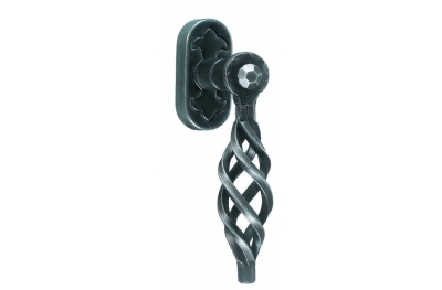London Galbusera Dry Keep Window Handle Wrought Iron