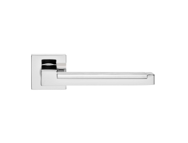 Lucca Handle Square Rose Brass PFS Pasini i-Design