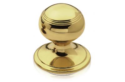 Magnum Ø70 Brass Knob for Door PFS Pasini