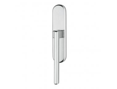 Window handle of Interior Design H 1044 F Oberon Designed by Architect Vincent Van Duysen for Valli&Valli
