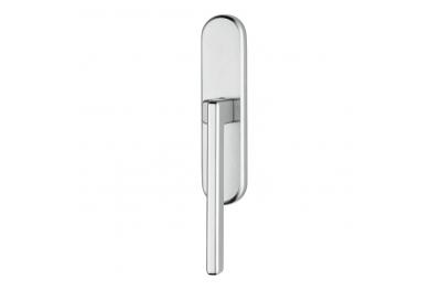 Window handle of Interior Design H 1044 F Oberon Designed by Architect Vincent Van Duysen for Valleys & Valleys